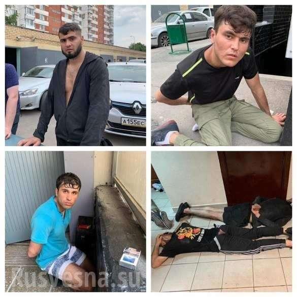 Таджики, убившие спортсмена за замечание пойманы | Русская весна