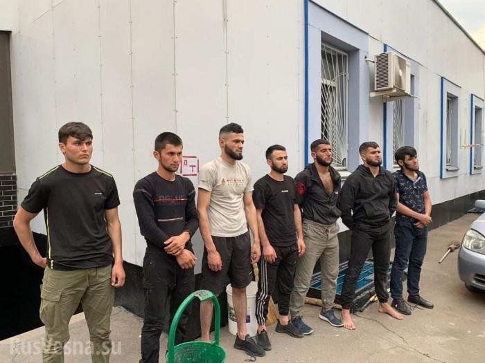 Таджики, убившие спортсмена за замечание пойманы