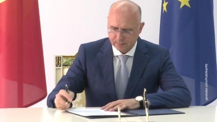 В Молдавии уголовник Плахотнюк устроил двоевластие
