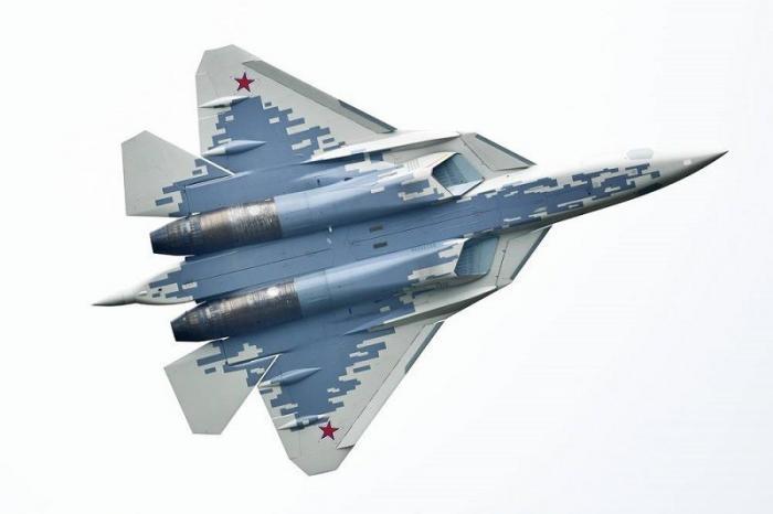 Планы ВКС России о параллельной закупке Су-57 и Су-35
