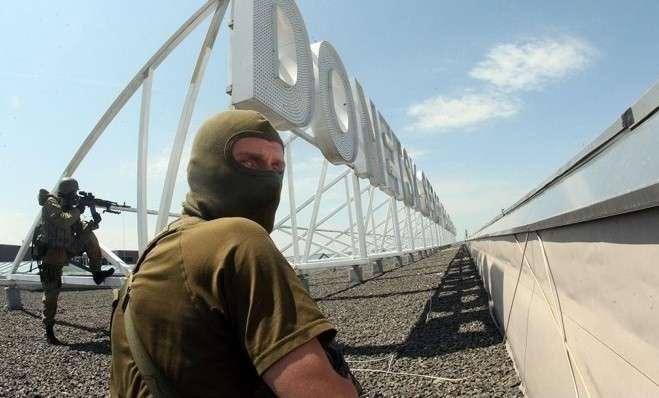 ДНР: Украинские силовики вывезли из донецкого аэропорта более 40 погибших