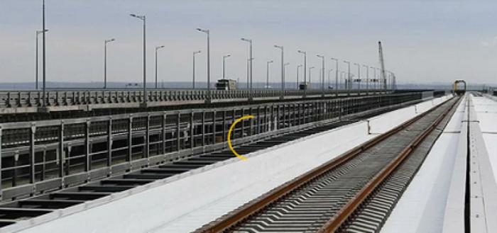 Названа дата запуска поездов по Крымскому мосту и начала продажи билетов