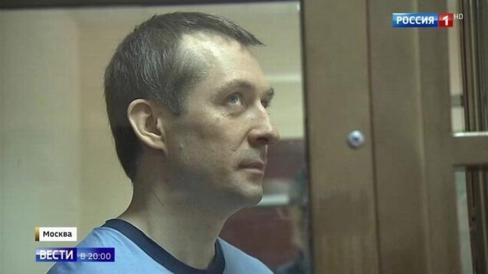 Бывшему полковнику-миллиардеру Дмитрию Захарченко огласили приговор