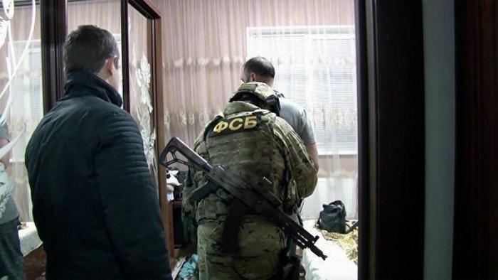 В Крыму задержали участников террористической исламской организации «Хизб ут-Тахрир»