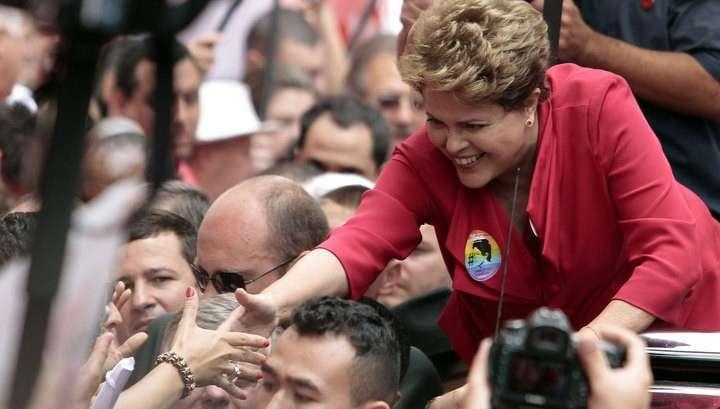 В Бразилии проходит второй тур выборов президента