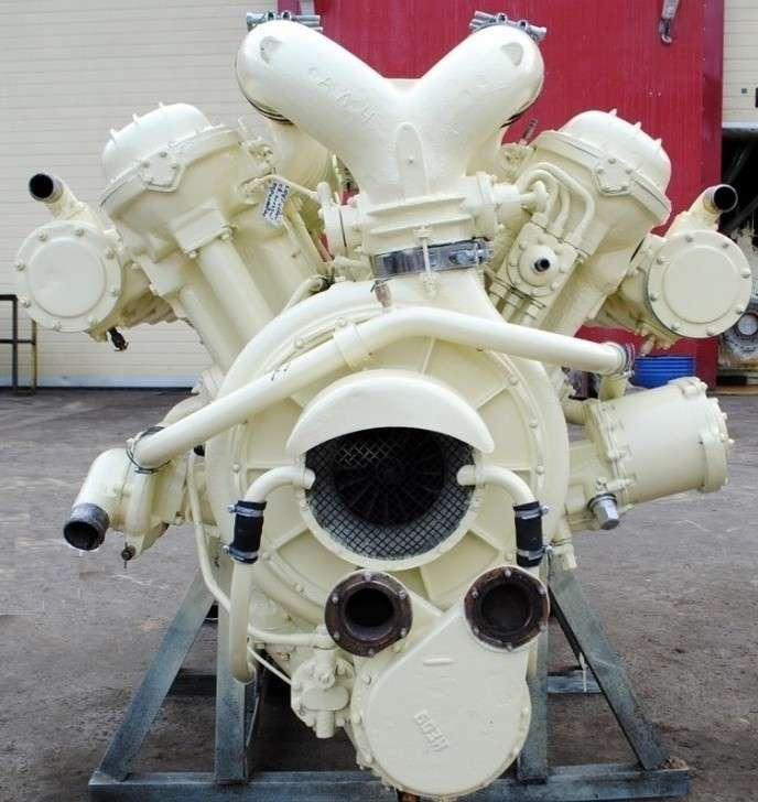 ГК «Дизельзипсервис» получил свидетельство на изготовление судовых двигателей