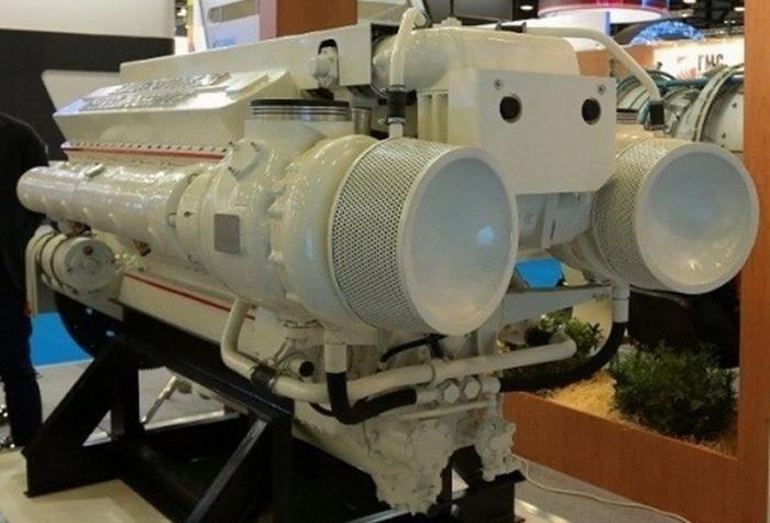 Дизельзипсервис получил свидетельство наизготовление двигателей для судов на подводных крыльях