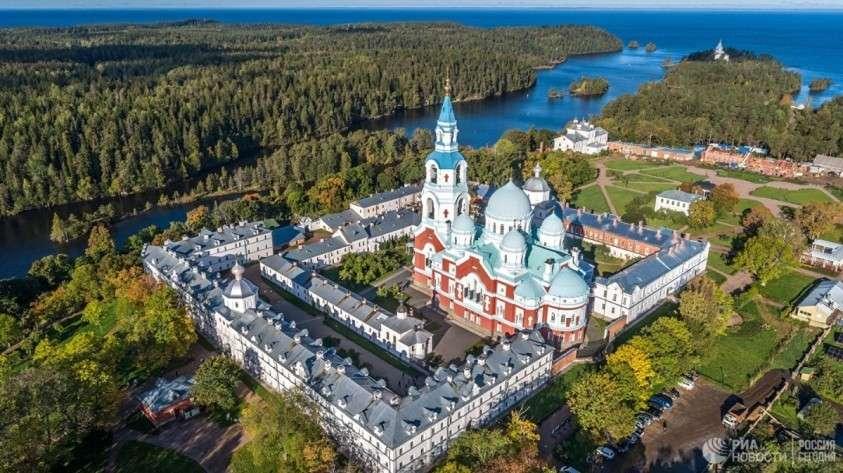 Как на море: лучшие речные и озёрные курорты России