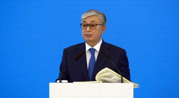Президент Казахстана Касым-Жомарт Токаев вступил в должность