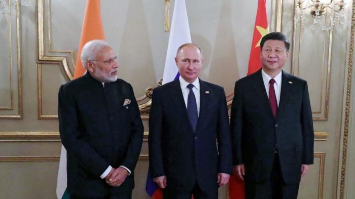 Индия, вероятно, присоединится к России и Китаю для создания новой торговой системы