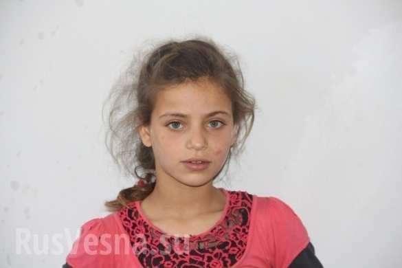 Сирия. Армия России спасает жертв американского концлагеря Эр-Рукбан | Русская весна