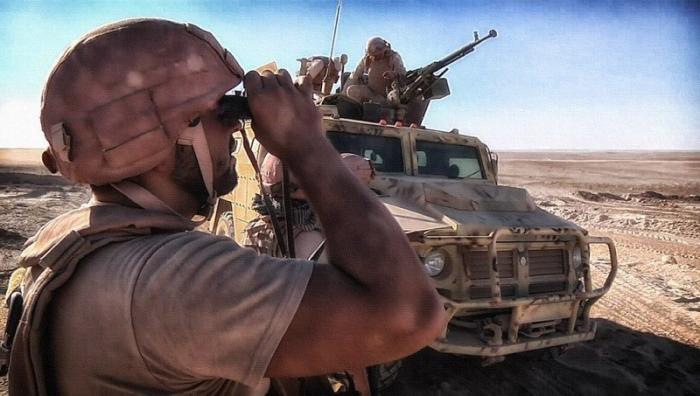 Сирия. Армия России спасает жертв американского концлагеря Эр-Рукбан