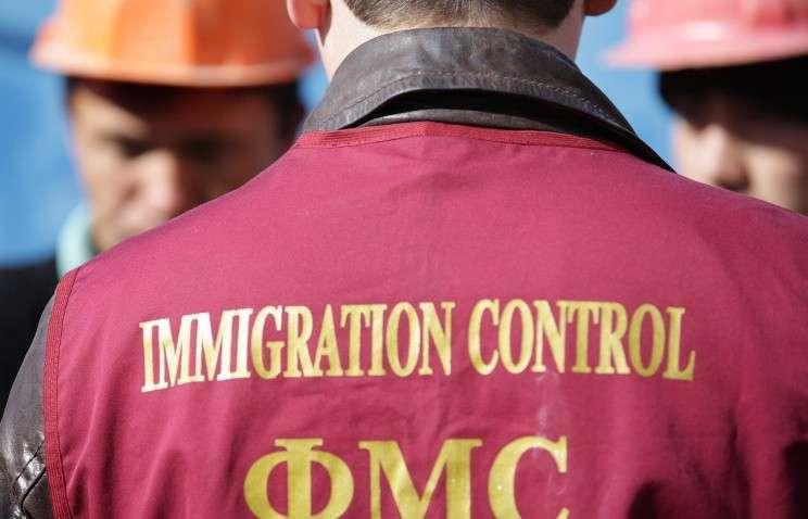 Операция «Мигрант-2014» в Москве