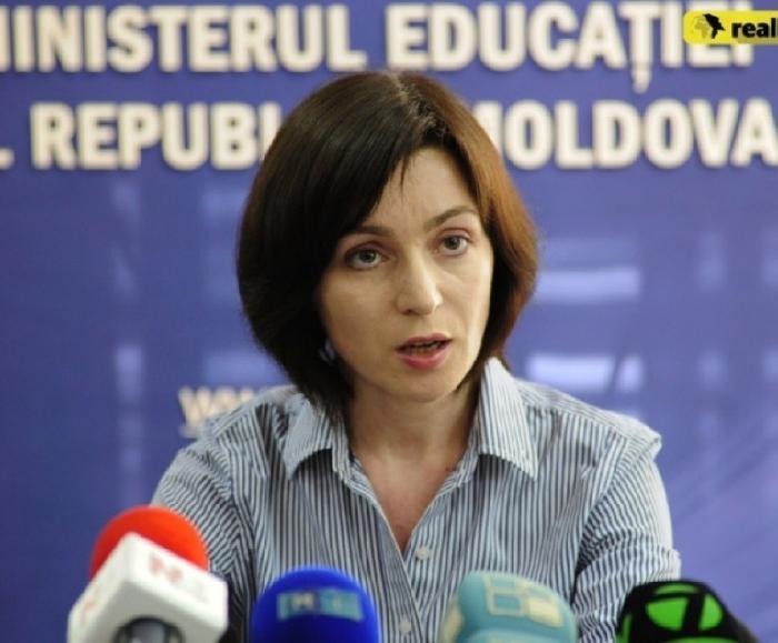 Премьер Молдавии Санду: олигарх Плахотнюк очень опасен