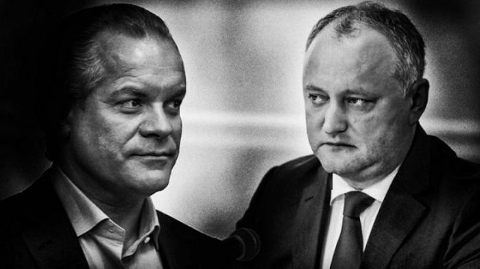 Додон обвинил Плахотнюка в подготовке убийства, а суд – в нарушении закона