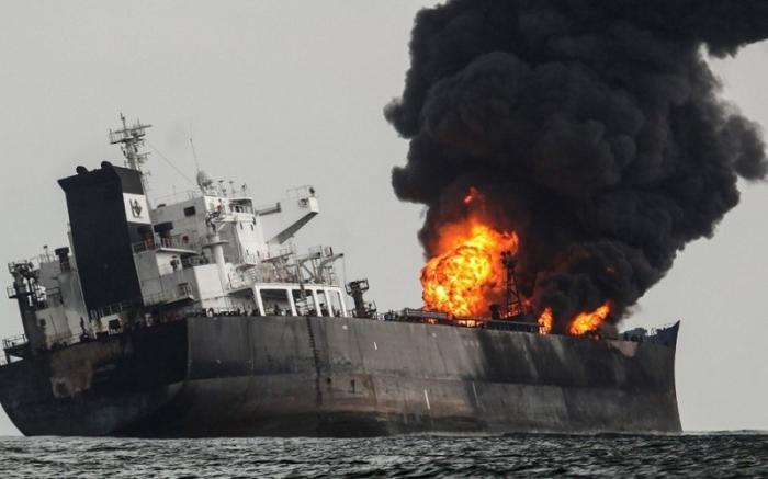 Танкер, атакованный в Оманском заливе, был арендован Японией