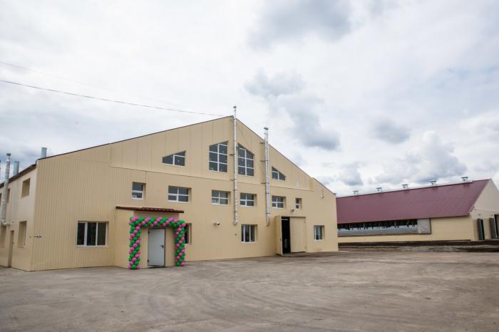 Вапреле 2019 вРоссии открылось 20 новых предприятий агропрома