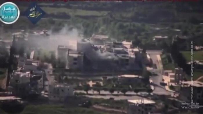 ВКС России уничтожили в Идлибе американских наёмников, напавших на турецких военных