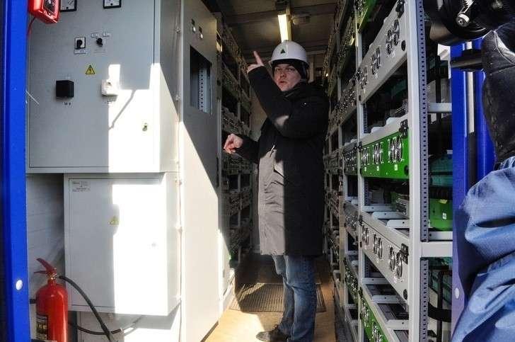 Роснано и НГТУ НЭТИ завершили испытания первого российского накопителя энергии большой мощности