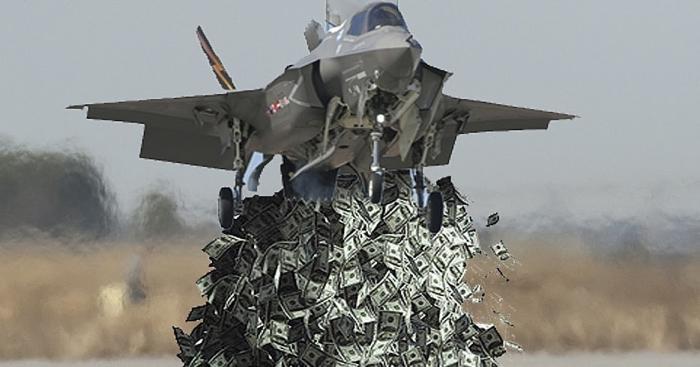 Истребитель F-35 неспособен летать на сверхзвуковых скоростях – заявляют американские СМИ