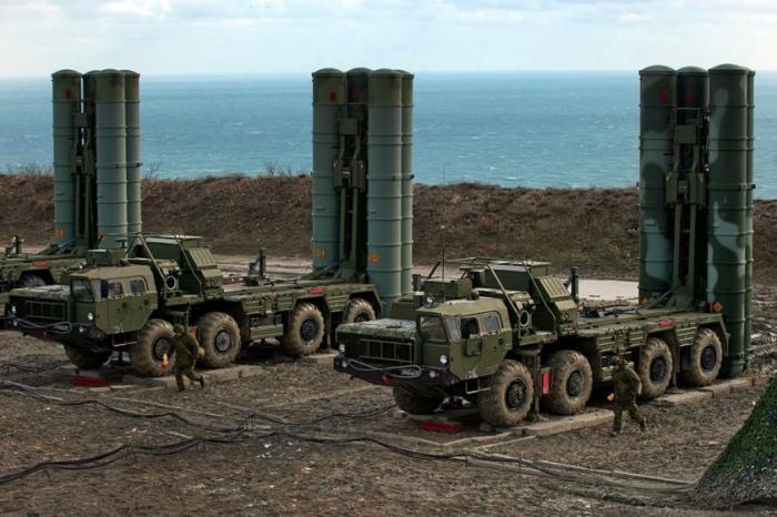 США готовы вводить санкции против Индии за покупку С-400