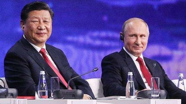 Китайская головоломка англосаксов. Что задумали Англия и США против России и Китая