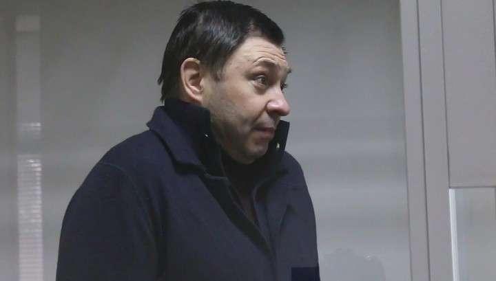 МИД России задействовал все каналы для освобождения журналиста Вышинского