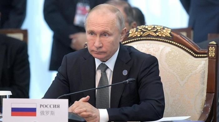 Путин назвал главный приоритет ШОС