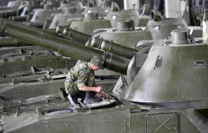 Минобороны РФ получило свыше 90% вооружений и техники по гособоронзаказу прошлого года