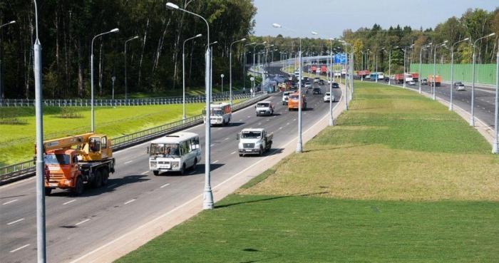 В Москве открылся уникальный участок дороги с метротоннелем