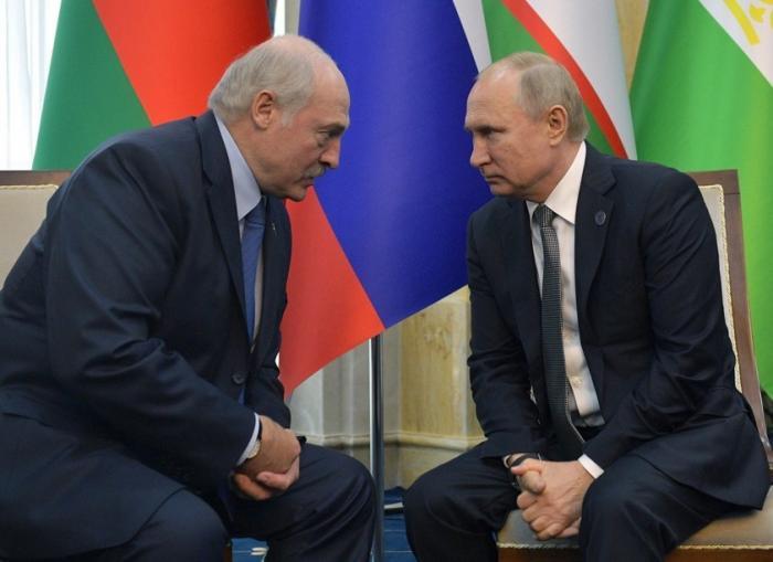 Путин и Лукашенко обсудили вопросы интеграции
