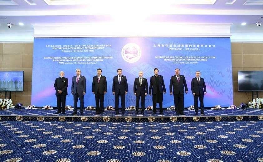 Владимир Путин принял участие в саммите Шанхайской организации сотрудничества (ШОС)