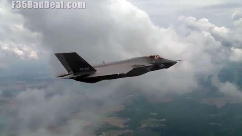 Выяснилось, что американский F-35 собран из китайских плат