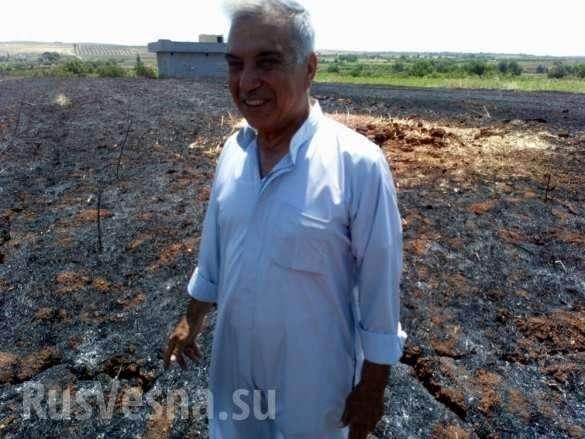 Сирия: наёмники США используют тактику «выжженной земли» в Идлибе | Русская весна