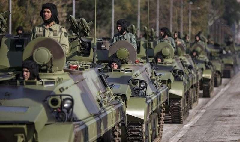 Возвращение сербской армии в Косово станет вызовом для России