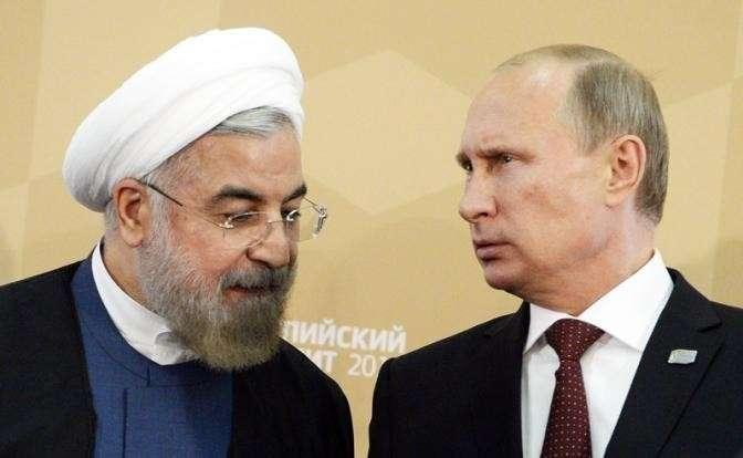 Как России отреагировать на «танкерную» провокацию против Ирана?