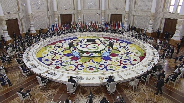 Владимир Путин выступил на саммите Совещания повзаимодействию имерам доверия вАзии
