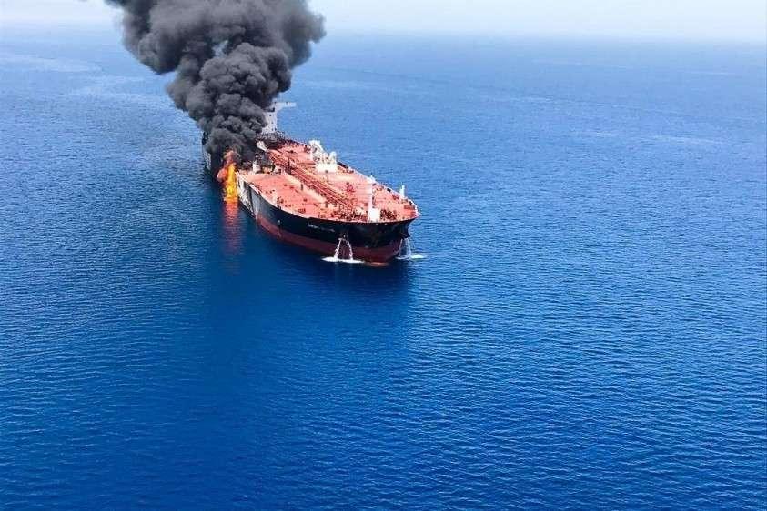 Германия не верит состряпанным США «доказательствам» вины Ирана в атаке на танкеры