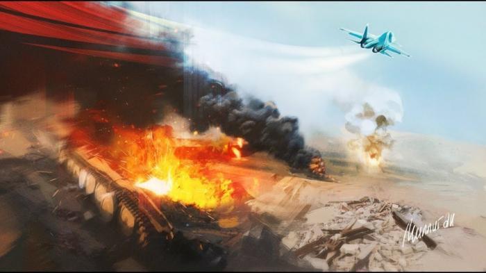 Военная обстановка в Сирии. Обзор событий с 9 по 15 июня