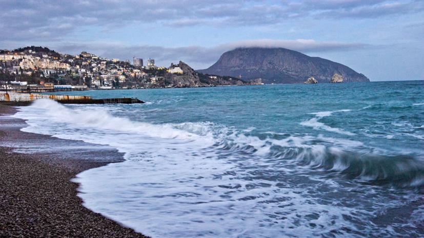 Крым. Более 100 тысяч иностранных туристов посетили полуостров с начала года