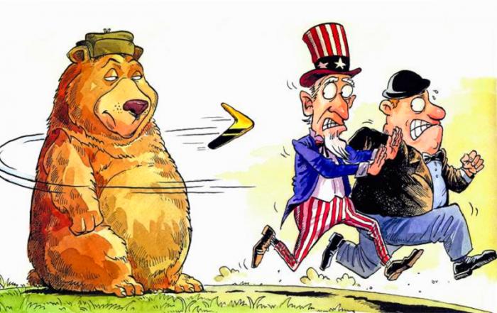 Как Россия и Запад поменялись местами в информационной войне