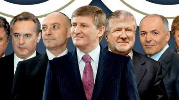 Зеленский – западный убийца украинской олигархии