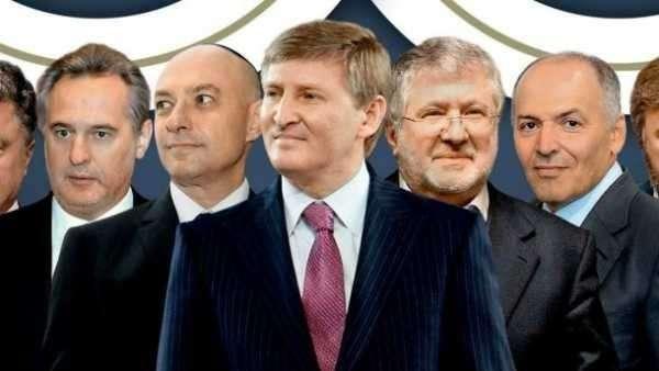 В Донбассе войны нет. Там идёт драка между бандами еврейских олигархов