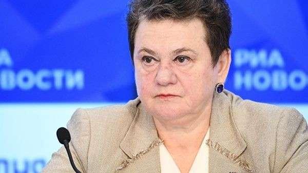 Аудитор Счетной палаты РФ Светлана Орлова