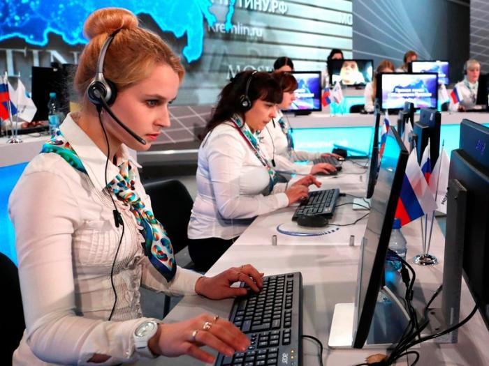 Прямая линия с Владимиром Путиным: названы самые популярные темы
