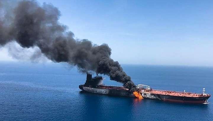 Дмитрий Песков: провокация в Оманском заливе – это обман в который никто не верит