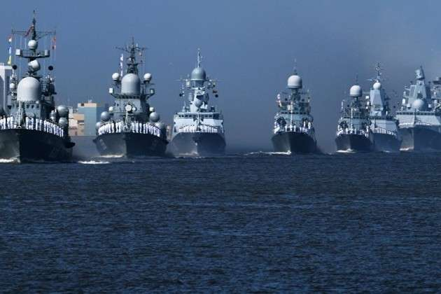 Отряд российских военных кораблей направляется к берегам Венесуэлы. Опубликованы уникальные кадры с новейшим ЗРК