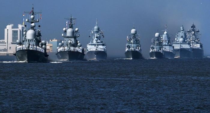 ВМФ Росси идут к берегам Венесуэлы. Опубликованы уникальные кадры с новейшим ЗРК «Сосна»