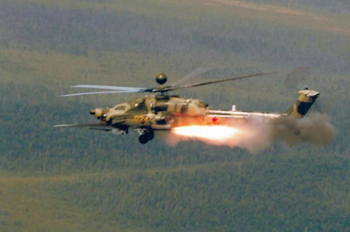 Новая модификация «Ночного охотника» Ми-28НМ прошла боевое крещение в Сирии