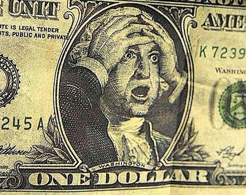 Россия сократила свои вложения в госдолг США на 1,6 миллиарда долларов